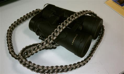 custom paracord binocular strap rasher quivers