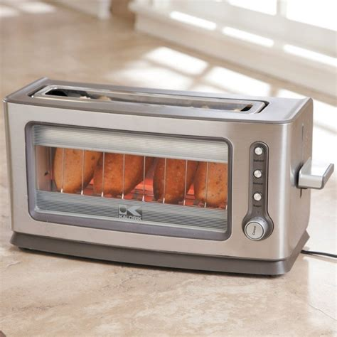 Glass Toaster Glass Toaster Gadgets Matrix