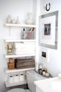 Tiny Bathroom Storage Ideas » Modern Home Design