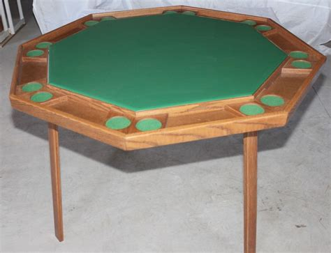 new nib kestell table 8 player folding contemporary