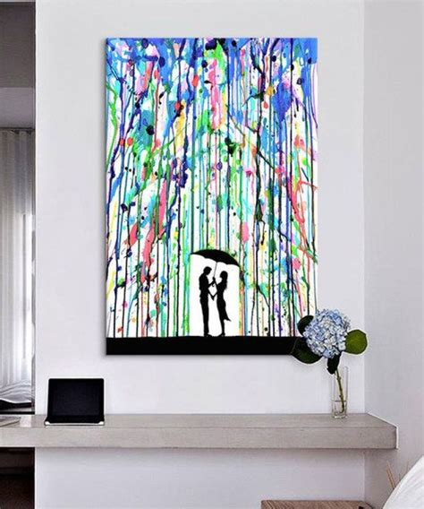 Handmade Artwork - creative diy wall ideas and inspiration