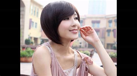 short hairstyles for asian women 2016 youtube