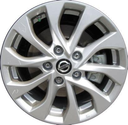 bolt pattern nissan leaf nissan sentra wheels rims wheel rim stock oem replacement