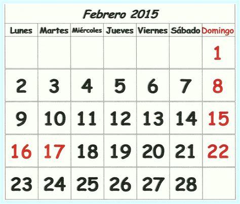 de febrero de 2015 almanaque 2015 oggisioggino s blog