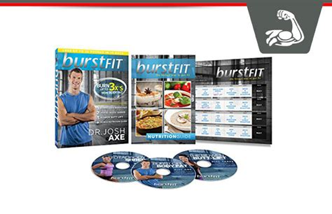 Dr Axe Secret Detox Drink Reviews by Burstfit Review Dr Josh Axe S 30 Day Home Workout Dvd