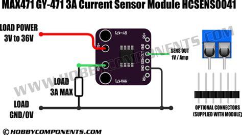 sensing resistor alternative max471 gy 471 3a current sensor module hobby components
