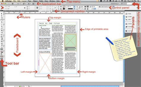 book layout templates indesign indesign 101 part 2 webcomic alliance