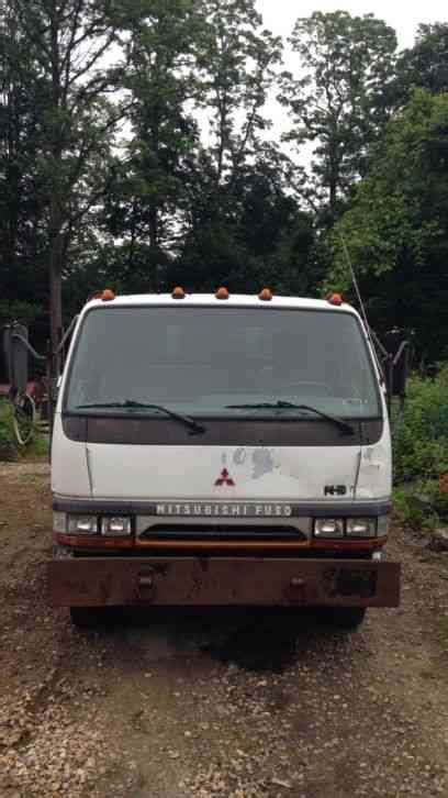 mitsubishi truck 1998 mitsubishi fuso fe hd 1998 van box trucks