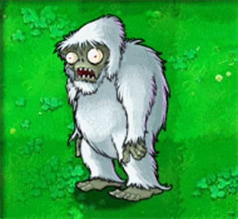 zombie yeti tutorial imagen zombi yeti gif wiki plants vs zombies fandom