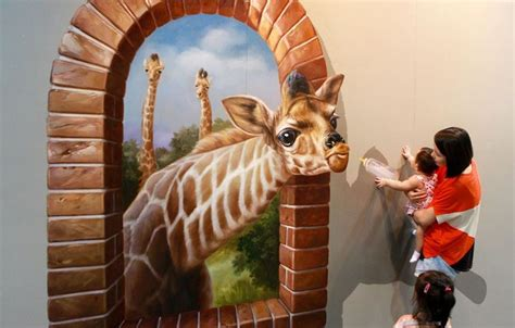 3d paintings 3d magic art special paintings exhibition of china 2012 18