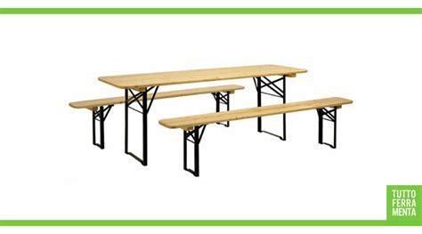 tavoli da esterno richiudibili gambe per tavoli e panche birreria accessori casa