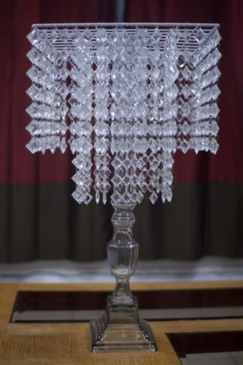 Centerpiece Chandelier My Diy Chandelier Centerpiece Planning Project Wedding Forums Diy