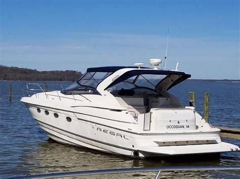regal boats virginia 2001 regal 4160 commodore occoquan virginia boats