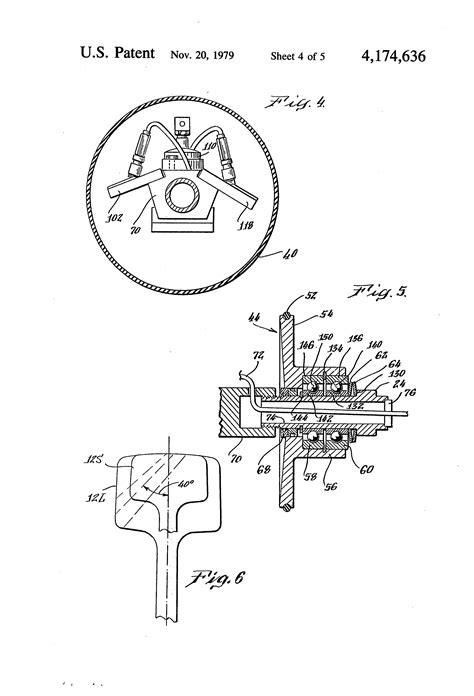 Patent US4174636 - Two wheel ultrasonic rail testing