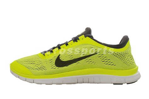 bright yellow nike running shoes nike free 3 0 v5 2013 run 3 mens running shoes lightweight