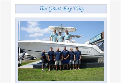 monterey boat dealers monterey boats welcomes new dealer great bay marine