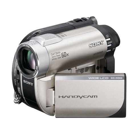 Handycam And handycam camcorder
