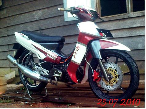 Modifikasi Motor F1 Zr Simple by Foto Modifikasi Motor F1 Modifikasi Yamah Nmax