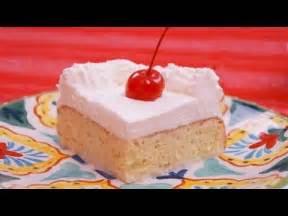 tres leches cake mashpedia free video encyclopedia