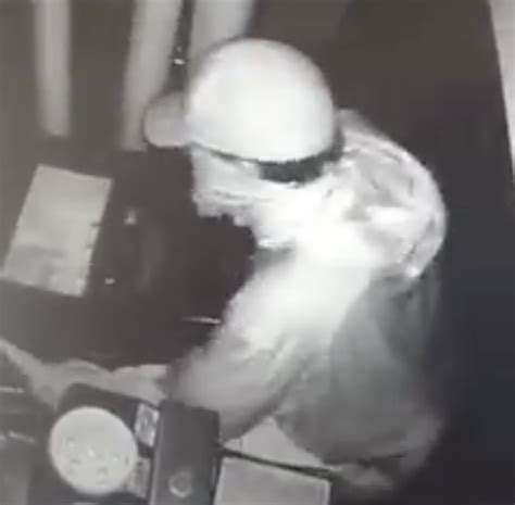 burglar steals register from atascadero restaurant