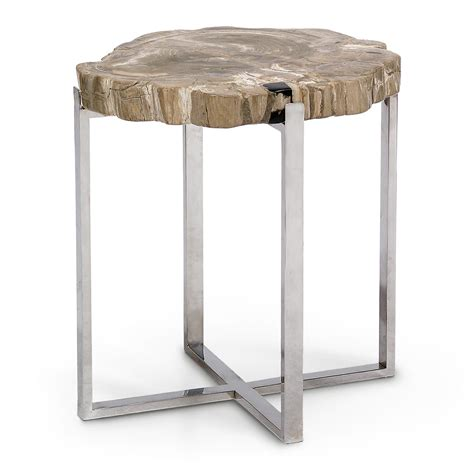 Wood Accent Table by Palecek