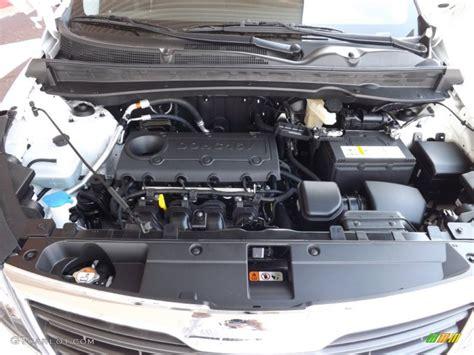 Kia Sportage 2013 Engine 2013 Kia Sportage Lx 2 4 Liter Dohc 16 Valve Cvvt 4