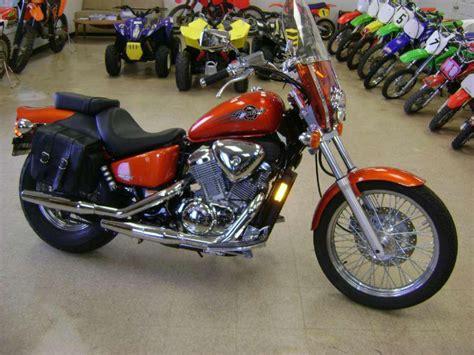 honda 600 for sale buy 2005 honda shadow vlx deluxe 600 vt600cd cruiser on