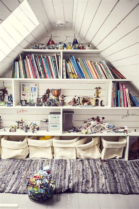 10 clever ways to store and display your child s books