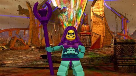 Custom Marvel Heroes lego marvel heroes 2 skeletor free roam gameplay
