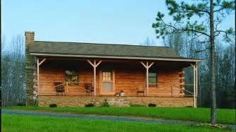 Cabin Blueprints log home design plan and kits for pathfinder