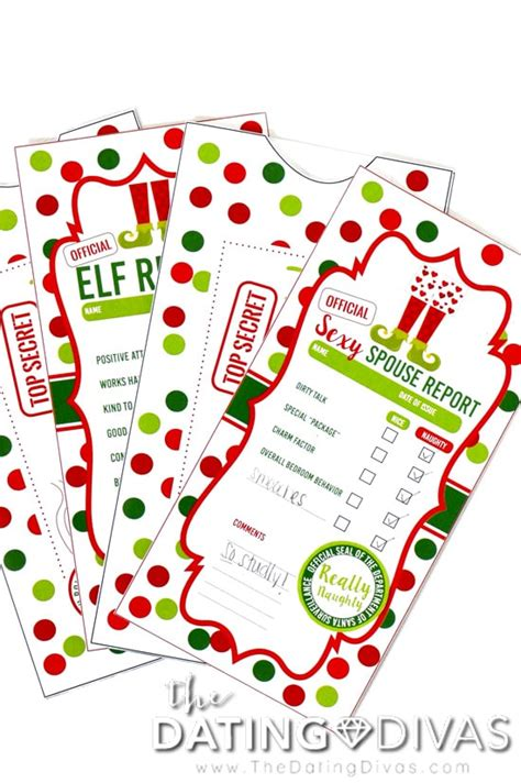 printable elf report cards elf report card the dating divas