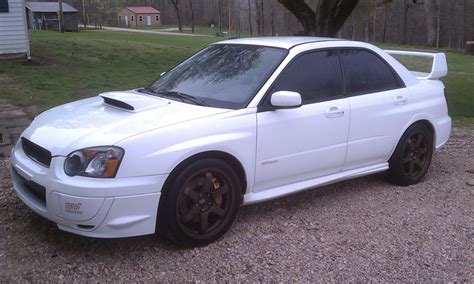 2005 subaru legacy custom 2005 subaru impreza wrx sti awd sedan autos post