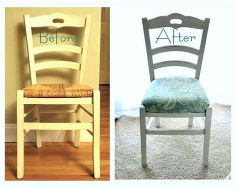 seat chair makeover still need to finish out dining room chairs this helps