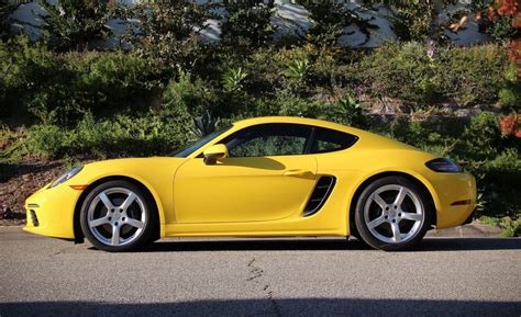 2018 porsche cayman gt4 rs and gts specs 2018 cars