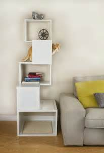 Stylish Cat Furniture by 5 Stylish Modern Cat Trees For Design Styletails