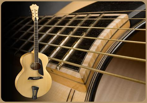 Custom Handmade Acoustic Guitars - custom built acoustic guitars kafi website