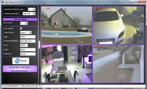 ip cam software download easy viewer ip cam v3 5 freeware afterdawn