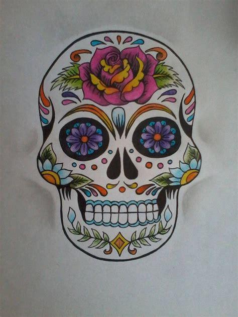 calaveras mexicanas calaveras mexicanas tattoo www imgkid com the image