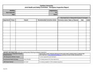 Construction Inspection Report Template by Construction Site Report Template 1000 Images About Macc