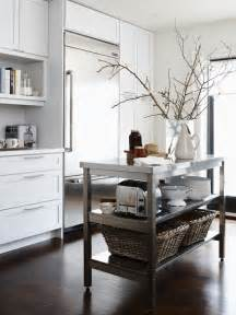 Freestanding Island For Kitchen 12 Freestanding Kitchen Islands The Inspired Room