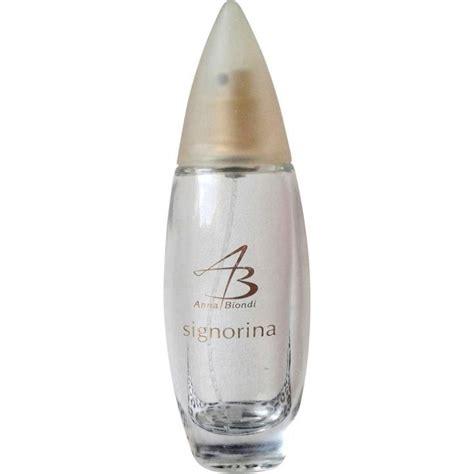 Parfum Signorina biondi signorina duftbeschreibung und bewertung