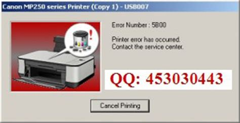 reset mp250 p07 canon printer reset 5b00 5b01 p07 p08 e07 e08