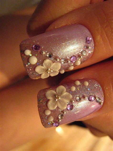 imagenes de uñas decoradas de 2015 u 241 as decoradas para novias 2015 con piedras decoraciones