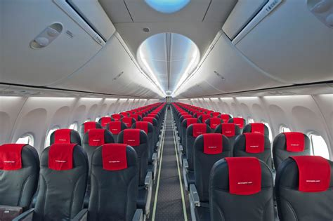 aviation upholstery norwegian air shuttle places largest ever boeing order