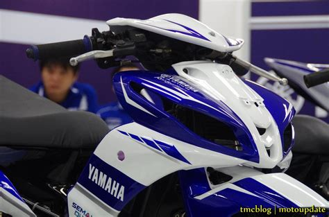 detail yamaha jupiter  racing   disiapkan