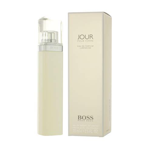 Parfum Hugo Jour hugo jour pour femme lumineuse eau de parfum 75 ml