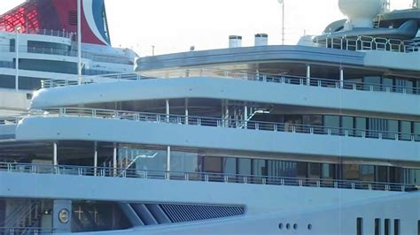 eclipse abramovich interni abramovich mega yacht eclipse in new york yacht