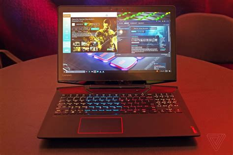 Laptop Lenovo Y720 lenovo launches legion gaming brand with a of