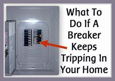 bathroom breaker keeps tripping typical home breaker box diy tips tricks ideas repair