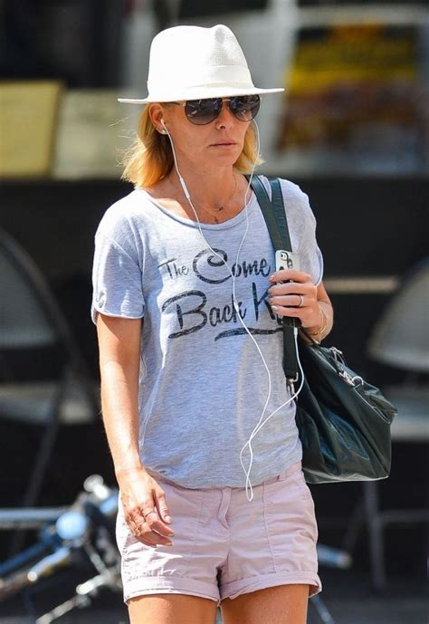 kelly ripa in shorts out and about in new york hawtcelebs kelly ripa in shorts out and about in new york